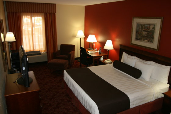 Photo of guestrooms at Best Western Plus Ft Lauderdale Airport/Cruise Port