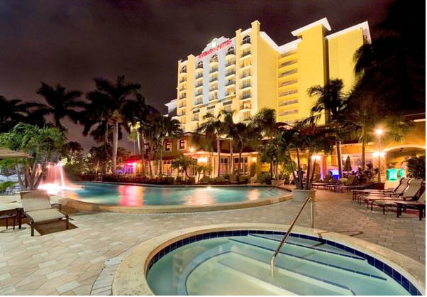 Photo of the Embassy Suites Hotel Ft. Lauderdale-17th Street building