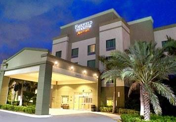 Photo of the Fairfield Inn & Suites Fort Lauderdale Airport & Cruise Port building